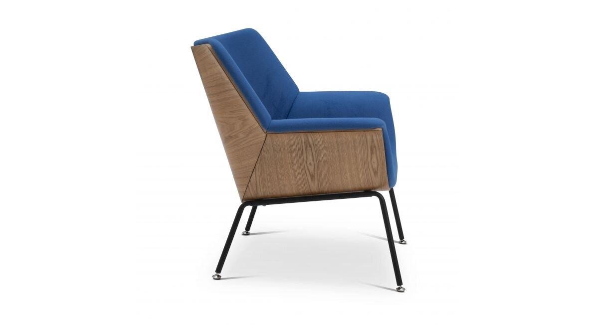 כיסא כחול סילי