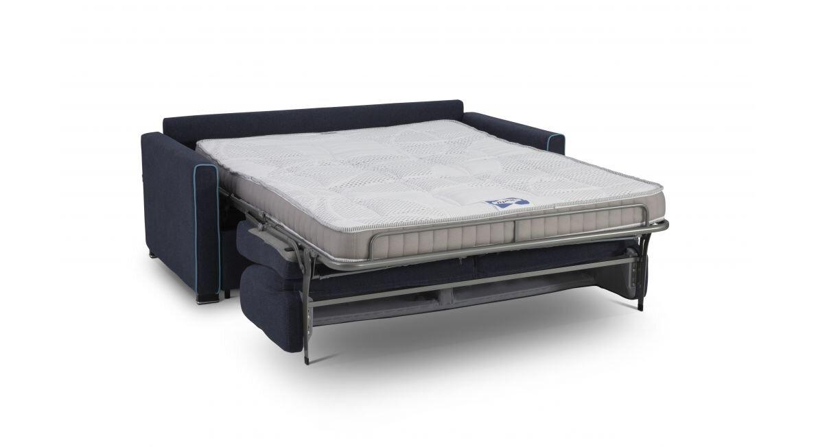 ספה מיטה Cubo סילי